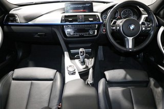 2016 BMW 320d F30 LCI M Sport Blue 8 Speed Automatic Sedan