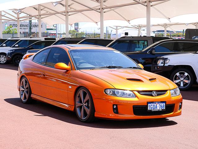 Used Holden Monaro VZ CV8-Z, 2005 Holden Monaro VZ CV8-Z Fusion 6 Speed Manual Coupe