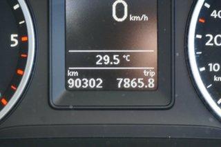 2013 Volkswagen Tiguan 5N MY13.5 103TDI DSG 4MOTION Pacific Reflex Silver 7 Speed