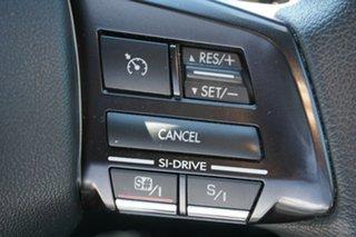 2014 Subaru WRX V1 MY15 Premium Lineartronic AWD White 8 Speed Constant Variable Sedan