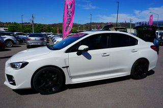 2014 Subaru WRX V1 MY15 Premium Lineartronic AWD White 8 Speed Constant Variable Sedan