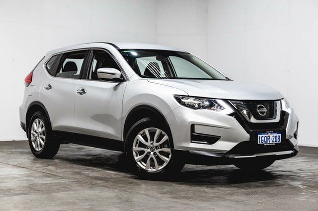 Used Nissan X-Trail T32 Series II ST X-tronic 4WD, 2017 Nissan X-Trail T32 Series II ST X-tronic 4WD Silver 7 Speed Constant Variable Wagon