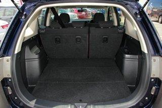 2013 Mitsubishi Outlander ZJ MY14 ES 2WD Blue 6 Speed Constant Variable Wagon