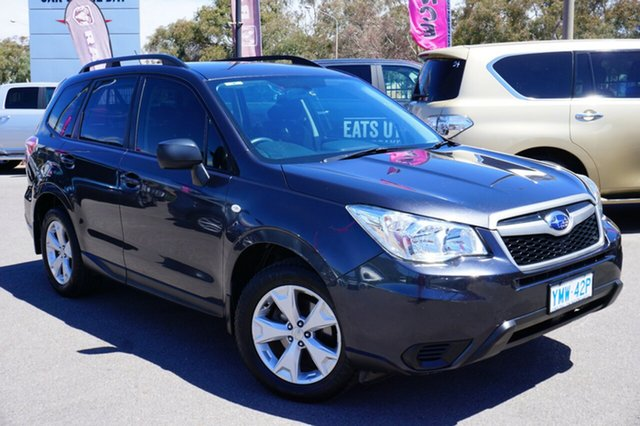 Used Subaru Forester S4 MY14 2.0D AWD, 2014 Subaru Forester S4 MY14 2.0D AWD Grey 6 Speed Manual Wagon