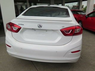 2018 Holden Astra BL MY18 LT Summit White 6 Speed Sports Automatic Sedan