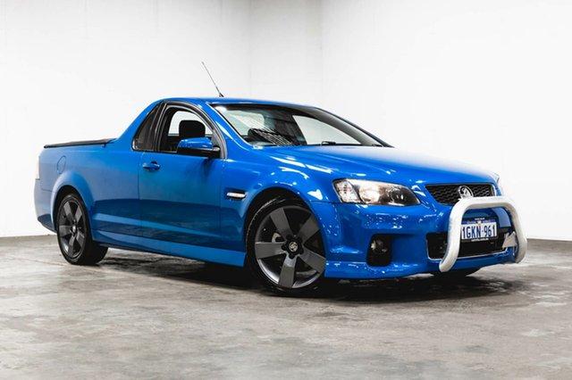 Used Holden Ute VE II MY12.5 SV6 Z Series, 2012 Holden Ute VE II MY12.5 SV6 Z Series Blue 6 Speed Manual Utility