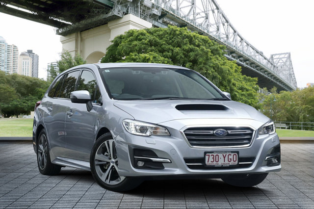 Demo Subaru Levorg V1 MY18 1.6 GT CVT AWD, 2017 Subaru Levorg V1 MY18 1.6 GT CVT AWD Ice Silver 6 Speed Constant Variable Wagon
