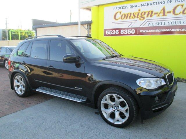 Used BMW X5 E70 MY09 xDrive30i Steptronic, 2009 BMW X5 E70 MY09 xDrive30i Steptronic Black 6 Speed Sports Automatic Wagon