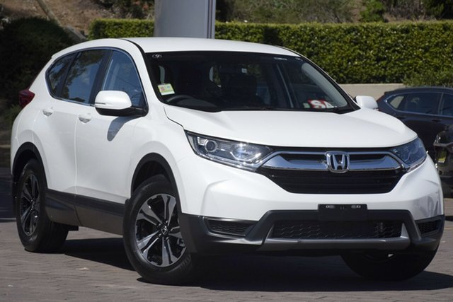 New Honda CR-V RW MY19 Vi FWD, 2019 Honda CR-V RW MY19 Vi FWD White Orchid 1 Speed Constant Variable Wagon
