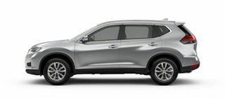 2018 Nissan X-Trail T32 Series II ST X-tronic 4WD Brilliant Silver 7 Speed Constant Variable Wagon