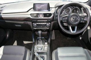 2017 Mazda 6 GL1031 Atenza SKYACTIV-Drive Sonic Silver 6 Speed Sports Automatic Sedan
