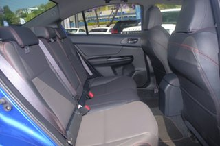 2018 Subaru WRX V1 MY19 Premium Lineartronic AWD WR Blue Mica 8 Speed Constant Variable Sedan