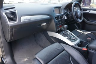 2011 Audi Q5 8R MY11 TDI S tronic quattro Black 7 Speed Sports Automatic Dual Clutch Wagon