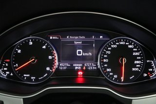 2017 Audi Q7 4M MY18 3.0 TDI Quattro (160kW) White 8 Speed Automatic Tiptronic Wagon