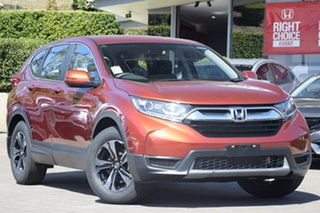 2019 Honda CR-V RW MY20 Vi FWD Passion Red 1 Speed Constant Variable Wagon.