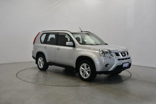 Used Nissan X-Trail T31 Series V ST 2WD, 2012 Nissan X-Trail T31 Series V ST 2WD Silver 1 Speed Constant Variable Wagon