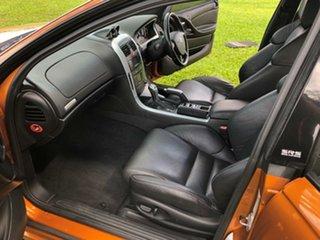 2005 Holden Special Vehicles Clubsport Z Series R8 Orange 4 Speed Automatic Sedan