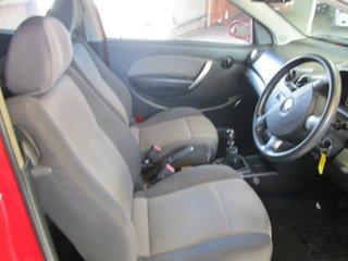2008 Holden Barina TK - Red Manual