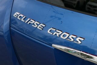 2020 Mitsubishi Eclipse Cross YA MY20 ES 2WD Lightning Blue 8 Speed Constant Variable Wagon
