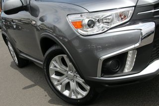 2019 Mitsubishi ASX XC MY19 ES 2WD Titanium 6 Speed Constant Variable Wagon.