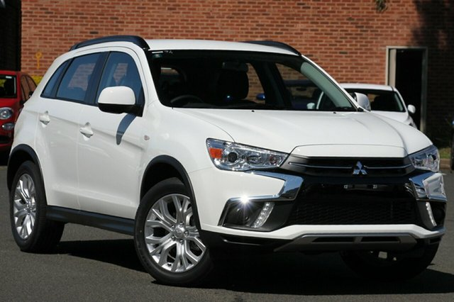 New Mitsubishi ASX  ES, 2019 Mitsubishi ASX ES White Manual