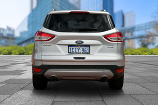 2013 Ford Kuga TF Trend AWD Silver 6 Speed Sports Automatic Wagon