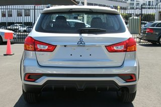 2019 Mitsubishi ASX XC MY19 ES (2WD) Sterling Silver Continuous Variable Wagon