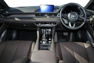 2021 Mazda 6 GL1033 Atenza SKYACTIV-Drive Jet Black 6 Speed Sports Automatic Sedan
