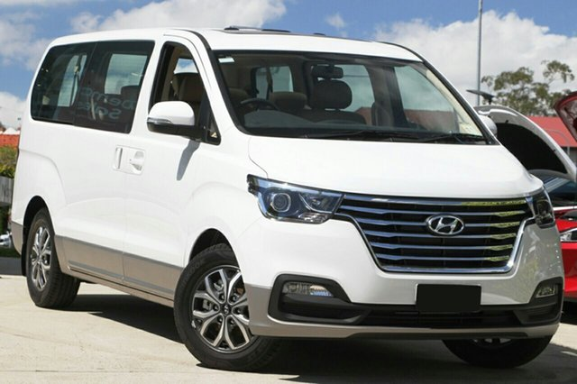 New Hyundai iMAX TQ4 MY19 Elite, 2019 Hyundai iMAX TQ4 MY19 Elite White 5 Speed Automatic Wagon
