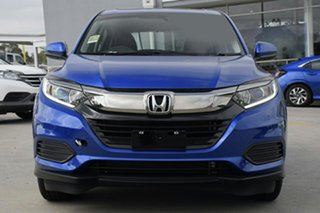 2020 Honda HR-V MY21 VTi Brilliant Sporty Blue 1 Speed Constant Variable Hatchback