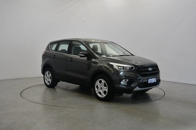 Used Ford Escape ZG Ambiente 2WD, 2017 Ford Escape ZG Ambiente 2WD Magnetic 6 Speed Sports Automatic Wagon