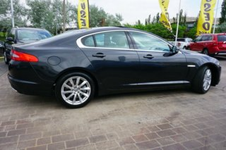2012 Jaguar XF X250 MY12 Luxury Grey 8 Speed Sports Automatic Sedan