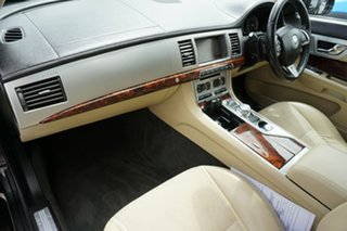 2012 Jaguar XF X250 MY12 Luxury Grey 8 Speed Sports Automatic Sedan