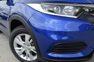 2020 Honda HR-V MY21 VTi Brilliant Sporty Blue 1 Speed Constant Variable Hatchback.