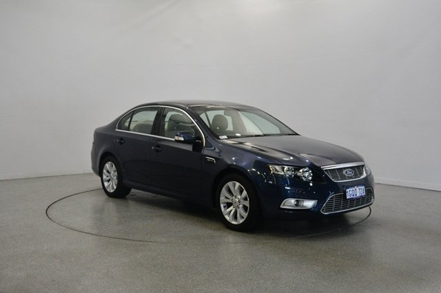 Used Ford Falcon FG G6E, 2009 Ford Falcon FG G6E Blue 6 Speed Sports Automatic Sedan