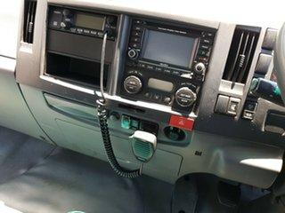 2010 Isuzu FVZ1400 F LONG White Curtain Sider 7.8l RWD