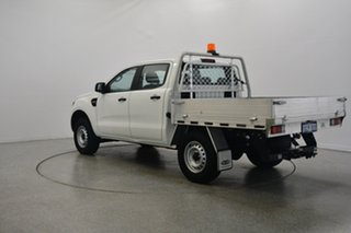 2016 Ford Ranger PX MkII XL Double Cab 4x2 Hi-Rider White 6 Speed Sports Automatic Cab Chassis