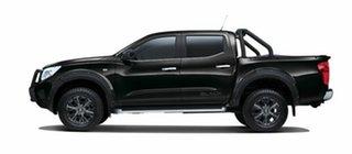 2018 Nissan Navara D23 S3 ST Black Edition Cosmic Black 7 Speed Sports Automatic Utility