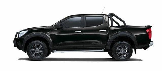 New Nissan Navara D23 S3 ST Black Edition, 2018 Nissan Navara D23 S3 ST Black Edition Cosmic Black 7 Speed Sports Automatic Utility