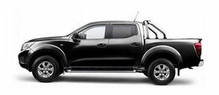 2018 Nissan Navara D23 S3 Silverline Cosmic Black 7 Speed Sports Automatic Utility