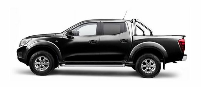 Demo Nissan Navara D23 S3 Silverline, 2018 Nissan Navara D23 S3 Silverline Cosmic Black 7 Speed Sports Automatic Utility