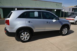 2011 Kia Sorento XM MY12 SI (4x2) Silver 6 Speed Automatic Wagon