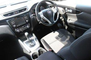 2017 Nissan Qashqai J11 TS Grey 1 Speed Constant Variable Wagon