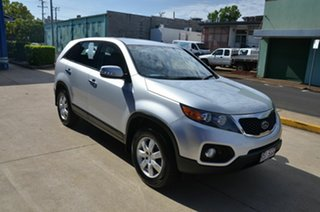 2011 Kia Sorento XM MY12 SI (4x2) Silver 6 Speed Automatic Wagon.