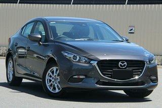 2018 Mazda 3 BN5278 Neo SKYACTIV-Drive Sport Titanium Flash 6 Speed Sports Automatic Sedan.