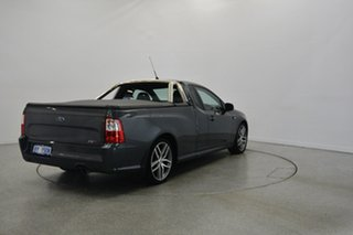 2016 Ford Falcon FG X XR6 Ute Super Cab Turbo Grey 6 Speed Manual Utility.