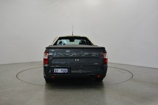 2016 Ford Falcon FG X XR6 Ute Super Cab Turbo Grey 6 Speed Manual Utility