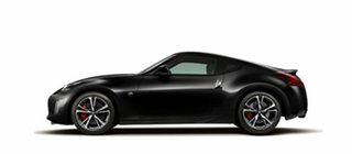 2018 Nissan 370Z Z34 MY18 Diamond Black 7 Speed Sports Automatic Coupe.