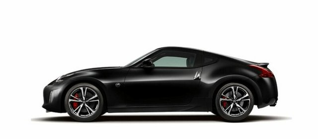 Demo Nissan 370Z Z34 MY18 , 2018 Nissan 370Z Z34 MY18 Diamond Black 7 Speed Sports Automatic Coupe