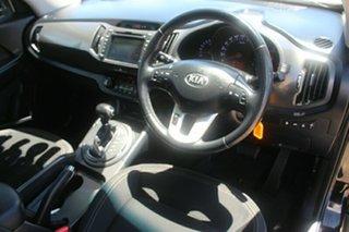 2013 Kia Sportage SL MY13 SLi Black 6 Speed Sports Automatic Wagon